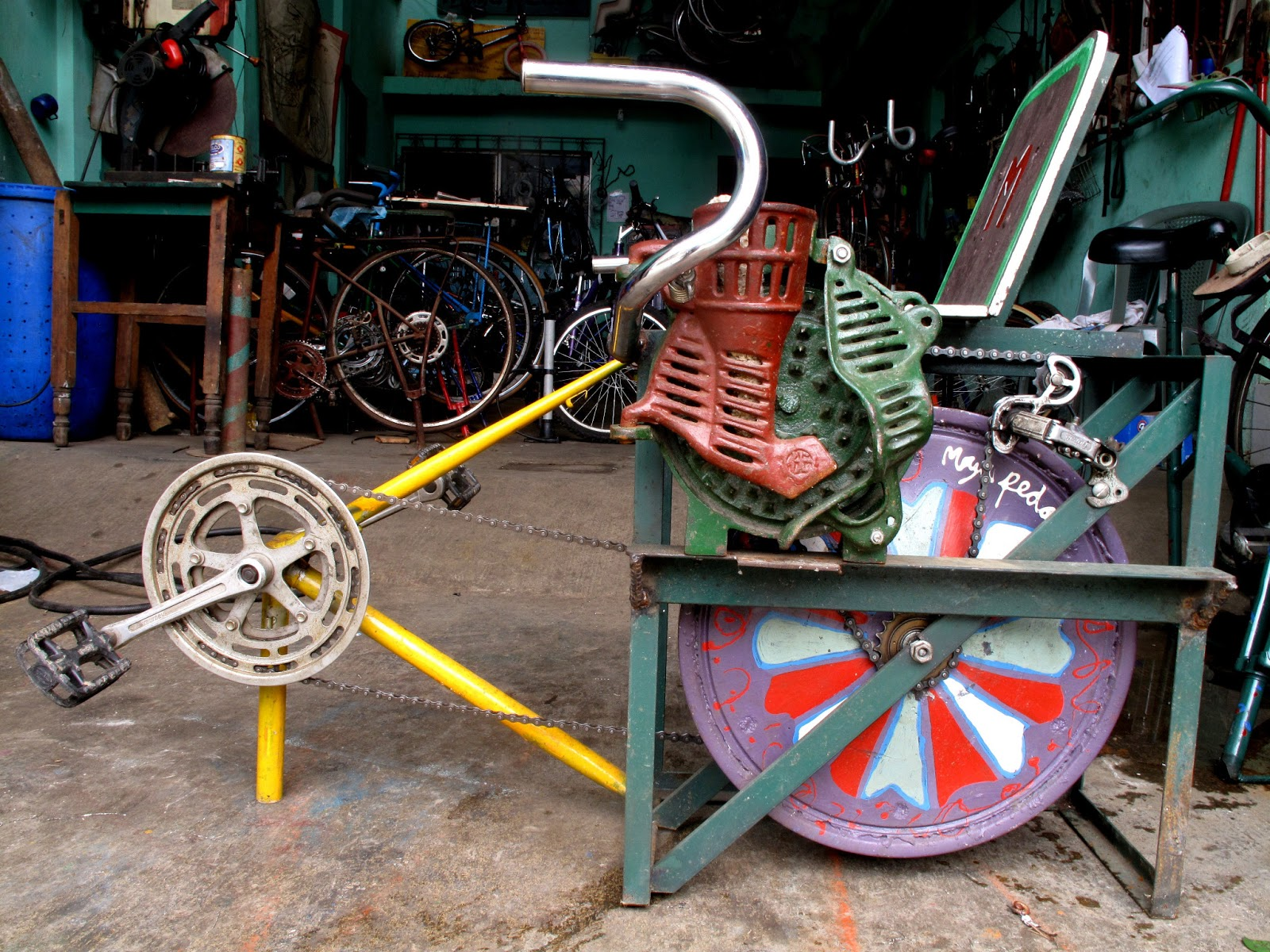 PedalMachinery